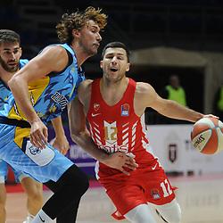 20191006: SRB, Basketball - ABA League 2019/20, KK Crvena Zvezda vs KK Primorska