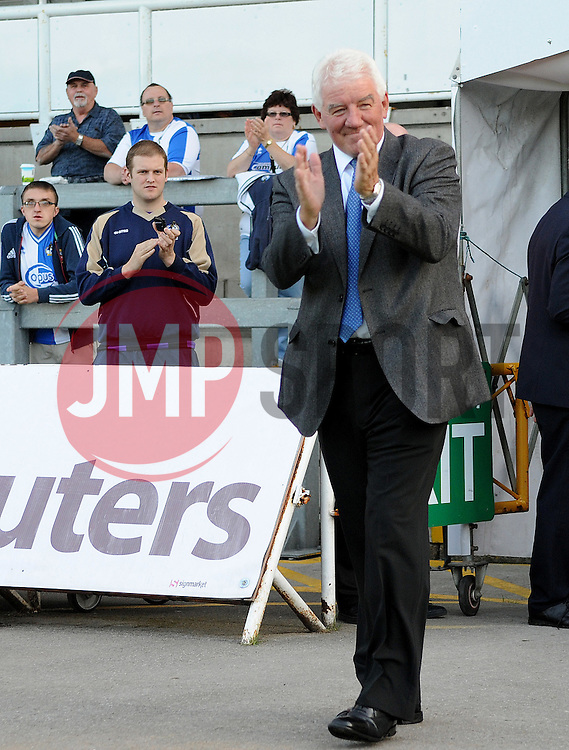 Tom Stanton - Mandatory by-line: Neil Brookman/JMP - 07966386802 - 31/07/2015 - SPORT - FOOTBALL - Bristol,England - Memorial Stadium - Bristol Rovers v West Brom - Pre-Season Friendly