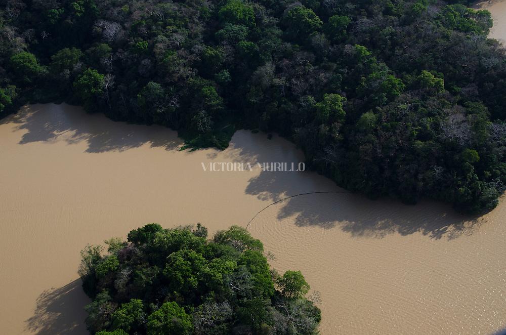 Imagenes aereas del Canal de Panamá y la ciudad de Panamá. Panamá, 25 de febrero de 2013. (Victoria Murillo/Istmophoto)