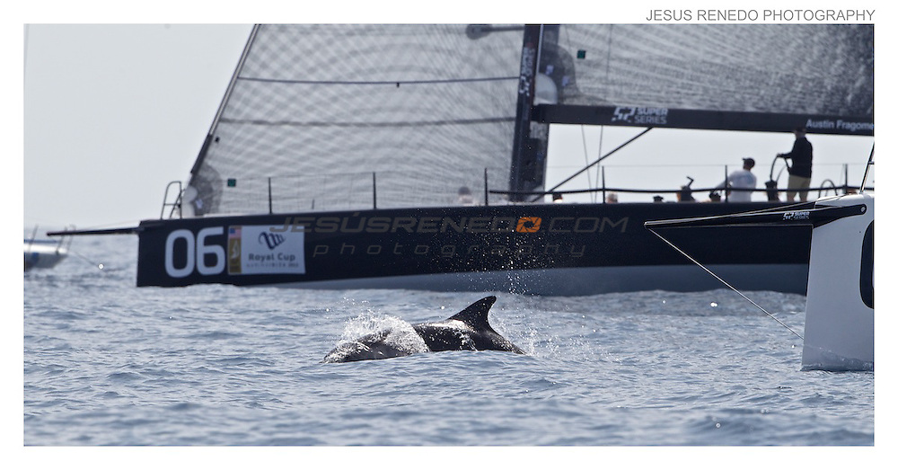 52 Superseries-ibiza 2013, day 1