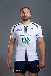 Chris Pennell of Worcester Warriors - Mandatory by-line: Robbie Stephenson/JMP - 21/08/2019 - RUGBY - Sixways Stadium - Worcester, England - Worcester Warriors Media Day