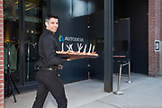 """Soirée de levée de fons de """"Dans La Rue"""" dans les locaux d'Autodesk  - 10 Duke / Montreal / Canada / 2017-05-08, Photo © Marc Gibert / adecom.ca"""