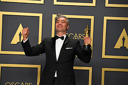 February 9, 2020, Los Angeles, California, USA: TAIKA WAITITI in the Press Room during the 92nd Academy Awards, presented by the Academy of Motion Picture Arts and Sciences (AMPAS), at the Dolby Theatre in Hollywood. (Credit Image: © Kevin Sullivan via ZUMA Wire)