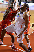 DESCRIZIONE : Roma Campionato Lega A 2013-14 Acea Virtus Roma EA7 Emporio Armani Milano <br /> GIOCATORE : Gani Lawal Quinton Hosley<br /> CATEGORIA : Tagliafuori<br /> SQUADRA : EA7 Emporio Armani Milano Acea Virtus Roma<br /> EVENTO : Campionato Lega A 2013-2014<br /> GARA : Acea Virtus Roma EA7 Emporio Armani Milano <br /> DATA : 02/12/2013<br /> SPORT : Pallacanestro<br /> AUTORE : Agenzia Ciamillo-Castoria/GiulioCiamillo<br /> Galleria : Lega Basket A 2013-2014<br /> Fotonotizia : Roma Campionato Lega A 2013-14 Acea Virtus Roma EA7 Emporio Armani Milano <br /> Predefinita :