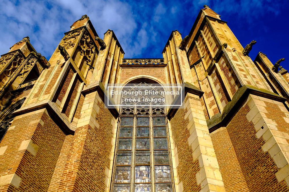 The Cathédrale Saint-Étienne (Saint Stephen's Cathredal) in Toulouse, France<br /> <br /> (c) Andrew Wilson | Edinburgh Elite media