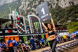 MXGP Trentino Qualifying Race, round 5 for MXGP Championship in Pietramurata, Italy on 15th of April, 2017 in Italy. Photo by Grega Valancic / Sportida