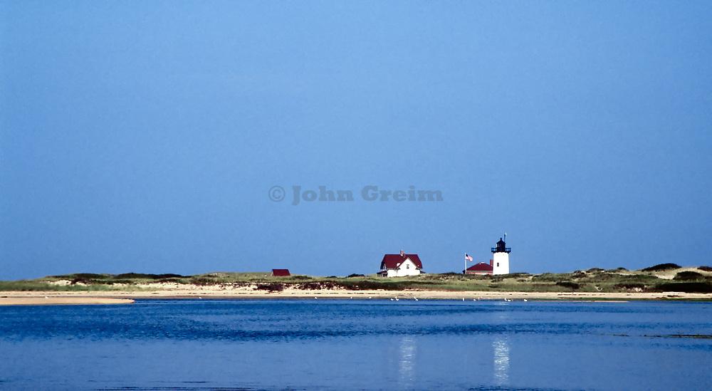 Race Point Light   Provincetown, Cape Cod, Massachusetts.