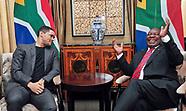 Trevor Noah In South Africa