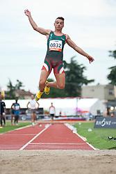 CUNHA Lenine, POR, Long Jump, T20, 2013 IPC Athletics World Championships, Lyon, France