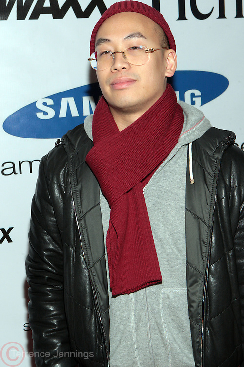 1 March 2011- New York, NY- Designer Kevin Leong at the record release party for Marsha Ambrosius's  debut solo album  ' Late Nights and Early Mornings ' presented by J Records, DIgiwaxx, Hennessey and BET Centric and held at the Samsung Experience at The Time Warner Center on March 1, 2011 in New York City. Photo Credit: Terrence Jennings