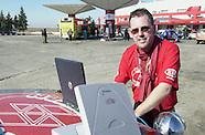 Around the Dakar 2005