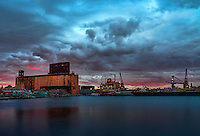 Sunset, Red Hook, Brooklyn