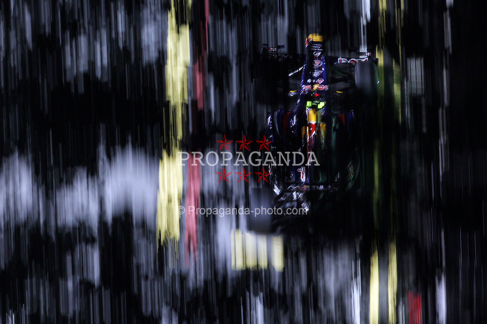 Motorsports / Formula 1: World Championship 2010, GP of Singapore, 06 Mark Webber (AUS, Red Bull Racing),