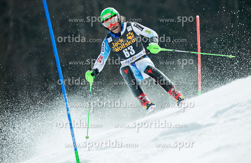 ENGEL Mark of USA competes during 1st Run of Men Slalom race of FIS Alpine Ski World Cup 54th Vitranc Cup 2015, on March 15, 2015 in Kranjska Gora, Slovenia. Photo by Vid Ponikvar / Sportida