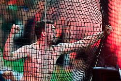 Fan of Olimpija during football match between NK Olimpija Ljubljana and NK Maribor in 33rd Round of Prva liga Telekom Slovenije 2015/16, on May 7, 2016, in SRC Stozice, Ljubljana, Slovenia. Photo by Matic Klansek Velej / Sportida