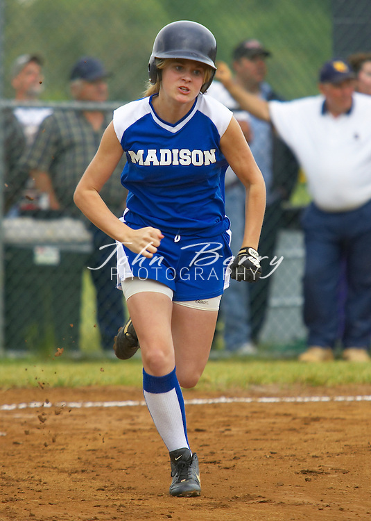 MCHS JV Softball vs Rappahannock, District Championship at Rappahannock, Monday, May 23, 2005.