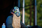 SBTRKT at North Coast Music Festival 2011