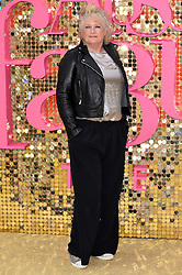 © Licensed to London News Pictures. 29/06/2016.  MANDIE FLETCHER attends the ABSOLUTELY FABULOUS world film premiere. London, UK. Photo credit: Ray Tang/LNP