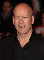 Bruce Willis Red UK Premiere, Royal Festival Hall, Southbank, London, UK, 19 October 2010: For piQtured Sales contact: Ian@Piqtured.com +44(0)791 626 2580 (picture by Richard Goldschmidt)