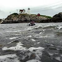 Nubble Light, Cape Neddick, York, Maine.