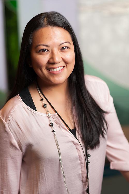Portrait of Filipino Business Woman