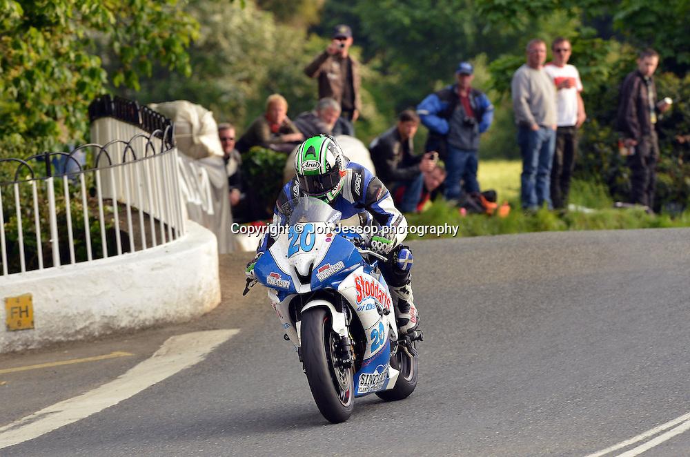 #20 Robert Wilson Yamaha Stoddart Racing