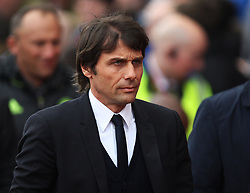 Chelsea manager Antonio Conte - Mandatory by-line: Jack Phillips/JMP - 18/03/2017 - FOOTBALL - Bet365 Stadium - Stoke-on-Trent, England - Stoke City v Chelsea - Premier League