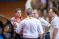 Baeck Cira, BEL<br /> World Equestrian Games - Tryon 2018<br /> © Hippo Foto - Dirk Caremans<br /> 12/09/2018