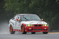 #17 Matthew JOHNSON BMW M3 E36  during CSCC Cartek Motorsport Modern Classics with Cartek Motorsport Puma Cup as part of the CSCC Oulton Park Cheshire Challenge Race Meeting at Oulton Park, Little Budworth, Cheshire, United Kingdom. June 02 2018. World Copyright Peter Taylor/PSP.