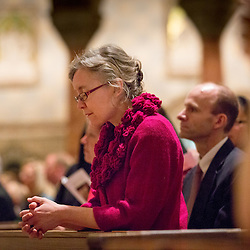 Lisa Johnston | lisajohnston@archstl.org | Twitter: @aeternusphoto<br /> <br /> Over one hundred people were commissioned as missionary disciples after completing a three-year lay formation program in the archdiocese for Catholic adults active in their parishes.