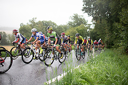 Rossella Ratto (ITA) of Cylance Pro Cycling rides near the front during the 76,1 km first stage of the 2016 Ladies' Tour of Norway women's road cycling race on August 12, 2016 between Halden and Fredrikstad, Norway. (Photo by Balint Hamvas/Velofocus)