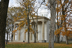 Old state capitol, Sunday, Nov. 16, 2008 at Old State Capitol in Frankfort.