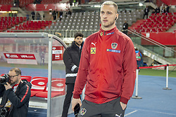 March 21, 2019 - Vienna, Austria - Marko Arnautovic of Austria during the UEFA European Qualifiers 2020 match between Austria and Poland at Ernst Happel Stadium in Vienna, Austria on March 21, 2019  (Credit Image: © Andrew Surma/NurPhoto via ZUMA Press)