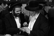 Religious Jews from the Chabad sect