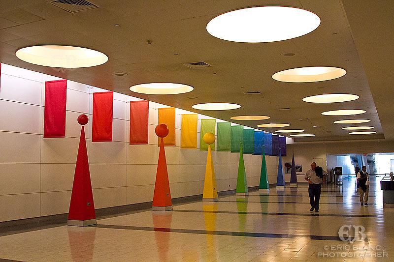 NYC Met ( basement entrance)