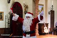 Santa at Caramoor 2014