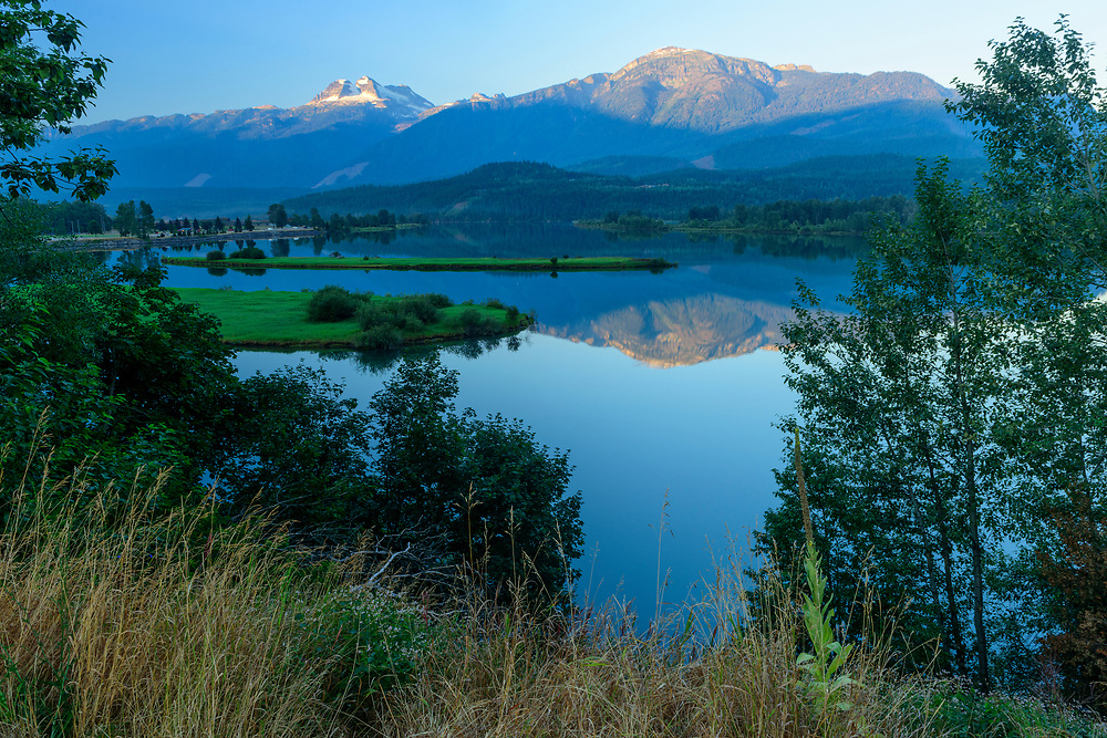 North America; Canada; Canadian; British Columbia; Rocky Mountains; Mount Revelstoke; National Park; Columbia River;