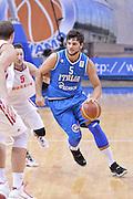 DESCRIZIONE : Qualificazioni EuroBasket 2015 Russia-Italia<br /> GIOCATORE : Alessandro Gentile<br /> CATEGORIA : nazionale maschile senior A<br /> GARA : Qualificazioni EuroBasket 2015 - Russia-Italia<br /> DATA : 13/08/2014<br /> AUTORE : Agenzia Ciamillo-Castoria