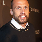 NLD/Amsterdam/20151110 - Life After Football Award 2015, Johnny Heitinga