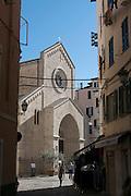 Kirche San Siro, Sanremo, Riviera, Ligurien, Italien | church San Siro, Sanremo, Riviera, Liguria, Italy