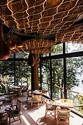 Dining room at Tree Restaurant