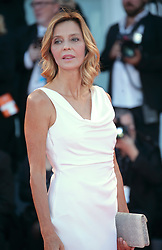 September 3, 2017 - Venice, Italy - Eliana Miglio  walks the red carpet ahead of the 'The Leisure Seeker (Ella & John)' screening during the 74th Venice Film Festival  in Venice, Italy, on September 3, 2017. (Credit Image: © Matteo Chinellato/NurPhoto via ZUMA Press)