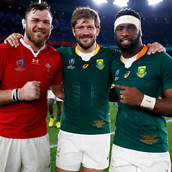 27,10,2019 South Africa Springboks and Wales S/F Rugby World Cup