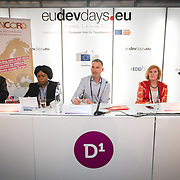 04 June 2015 - Belgium - Brussels - European Development Days - EDD - Financing - Creating a fairer and more sustainable international tax system - What is the EU's role? © European Union