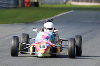 #40 Andrew KLUGE Van Diemen RF89 during Avon Tyres Formula Ford 1600 National & Northern Championship - Pre 90 - Qualifiying  as part of the BRSCC Oulton Park Season Opener at Oulton Park, Little Budworth, Cheshire, United Kingdom. April 09 2016. World Copyright Peter Taylor/PSP. Copy of publication required for printed pictures.  Every used picture is fee-liable.