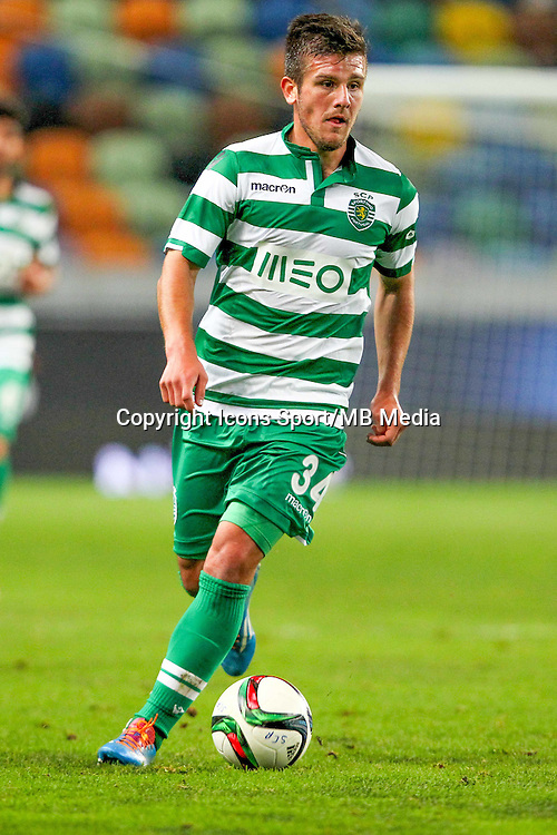 Diego Rubio - 28.01.2015 - Sporting / Vitoria Setubal -Coupe de la ligue- Portugal-<br /> Photo : Carlos Rodrigues /  Icon Sport