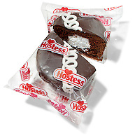 chocolate cupcake by hostess