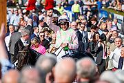 22/05/2019 Ruby Walsh wins The Boyle Sports Irish Grand National on Burrows Saint, first Irish Grand National success for Willie Mullins. Picture Andres Poveda