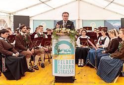 17.06.2017, Felbertauerntunnel Südportal, Matrei in Osttirol, AUT, 50. Jahre Felbertauernstrasse, im Bild LH Günther Platter (TI). EXPA Pictures © 2017, PhotoCredit: EXPA/ Johann Groder