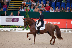 Kittel Patrick (SWE) - Watermill Scandic HBC<br /> Grand Prix <br /> Reem Acra FEI World Cup Final Dressage Leipzig 2011<br /> © Dirk Caremans